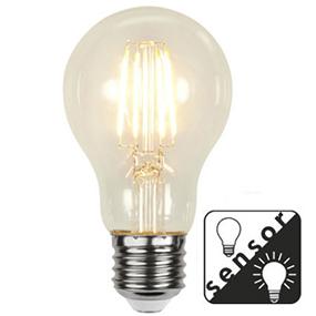 Sensorlampor för automatisk tändning vid skymmning