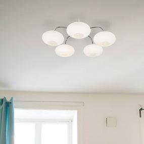 Allmänbelysning med plafonder