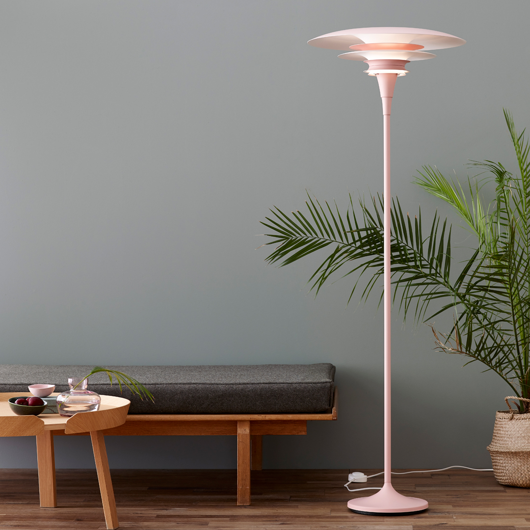 Diablo, designad golvlampa från Belid