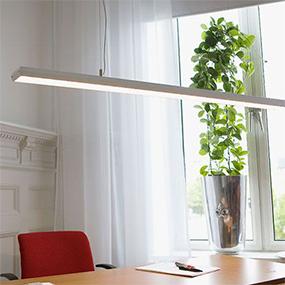 Bättre arbetsmiljö med rätt belysning