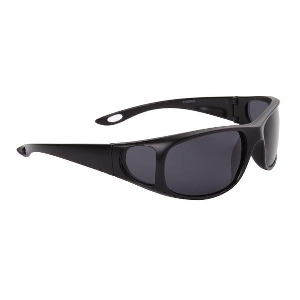 Svarta Polariserade Solglasögon