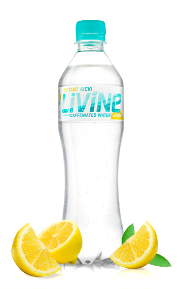 Livine Original Lemon, 50cl, 12 pack