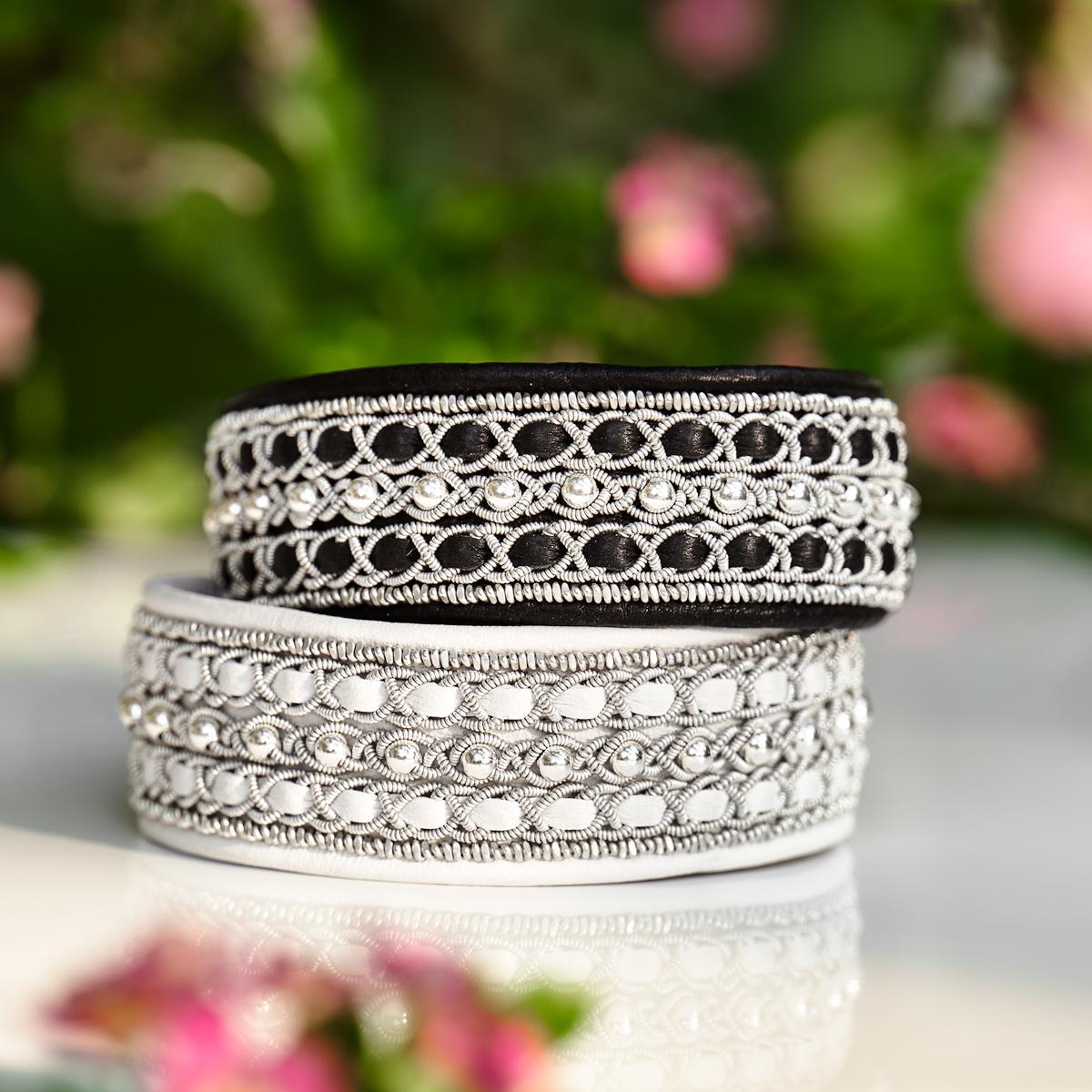 Tennarmband ask Nordic Jewelry design