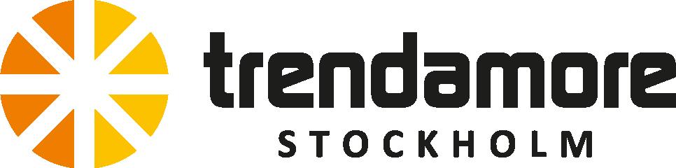 Logotype trendamore.se