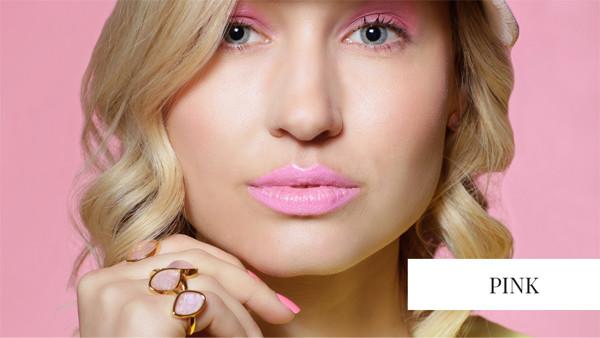 smycken rosa personlighet star of sweden