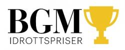BGM Idrottspriser logo