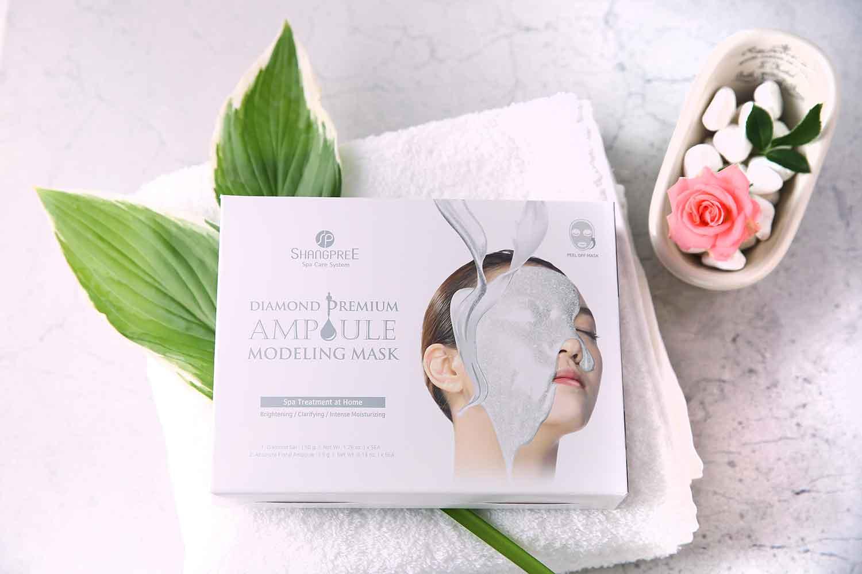 Ansiktsmasker kräm & lera
