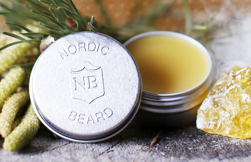 Nordic Beard skäggvax
