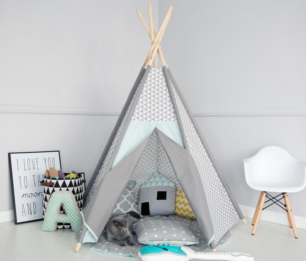 Köp tipi tält för barnrum