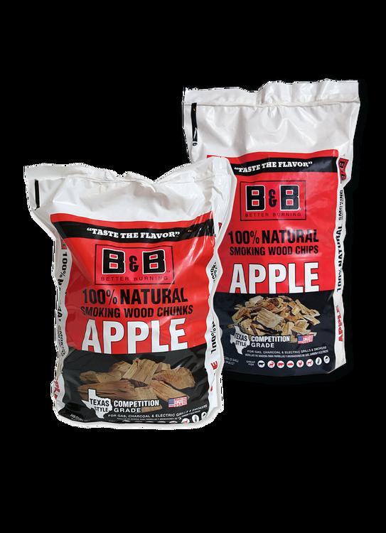 B&B Äpple Chunks 3 kg