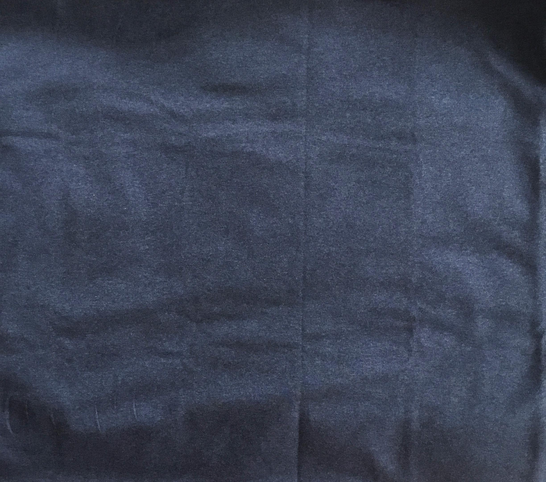 Blå - Jeansblå melerad