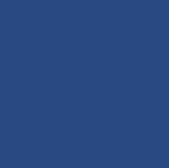 Blå - Kornblå
