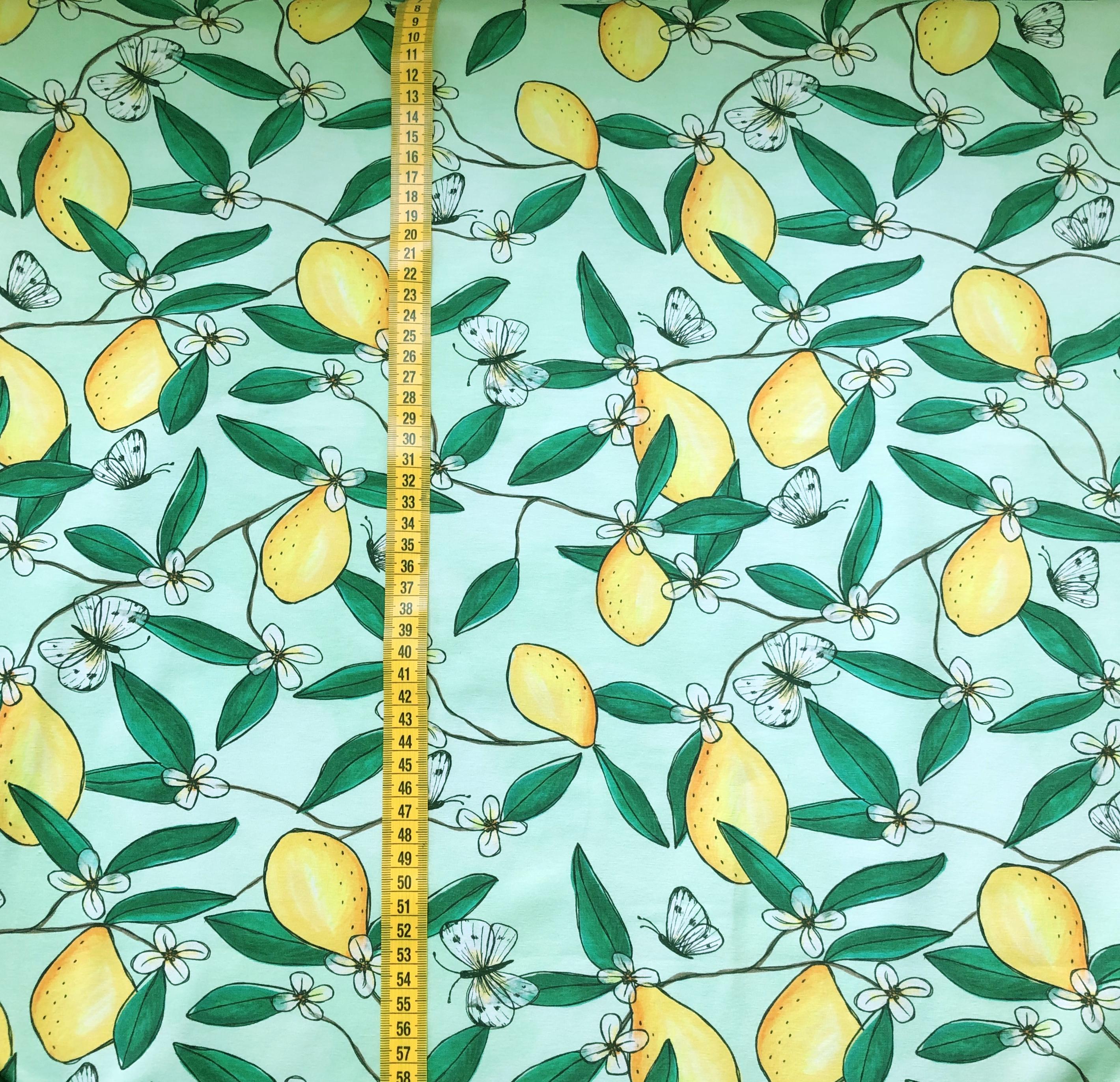 Citroner, Grön #593, ökotex