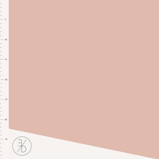 Enfärgat, Puderrosa #429, eko