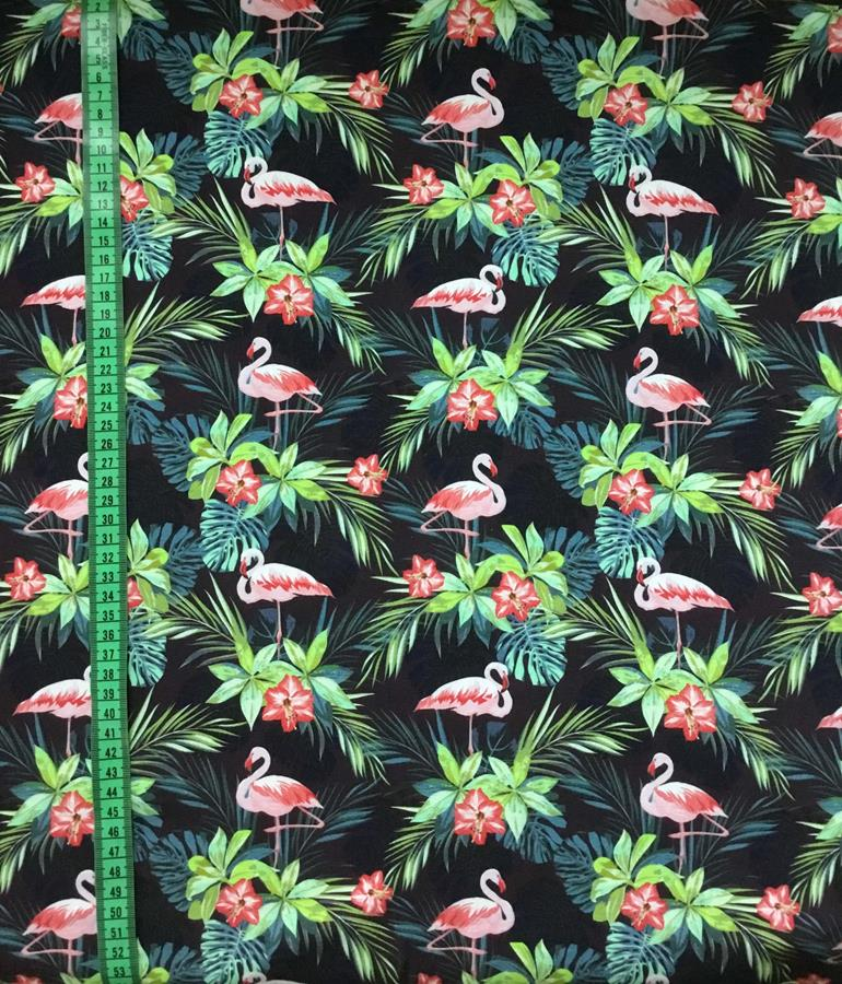 Flamingos, Svart #493, eko