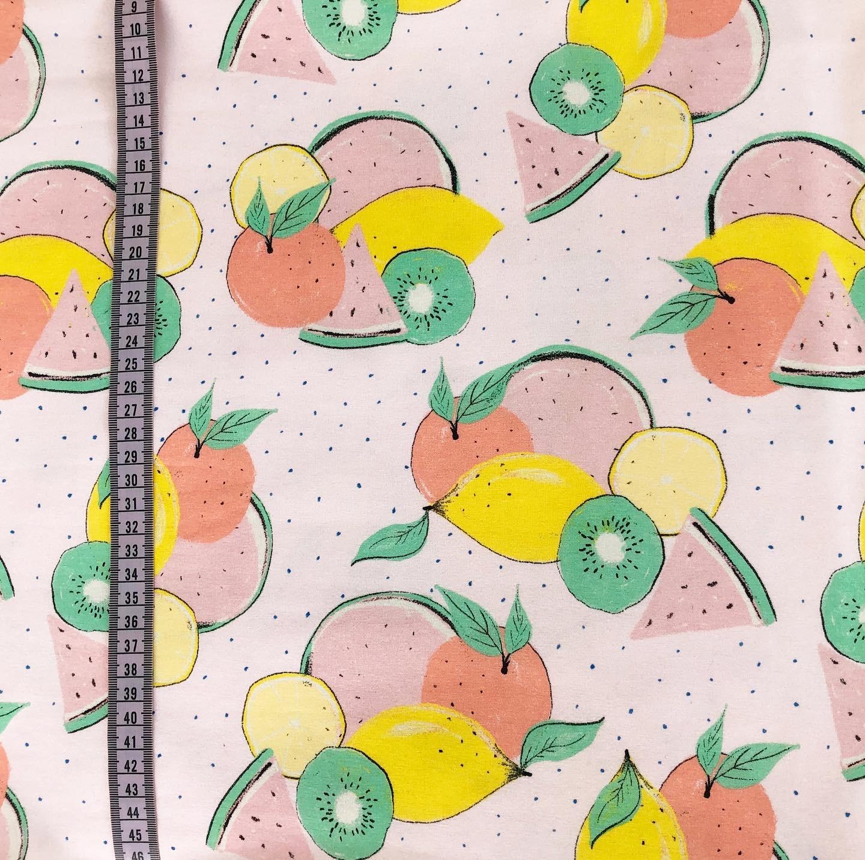 Frukter, Puderrosa #602, ökotex