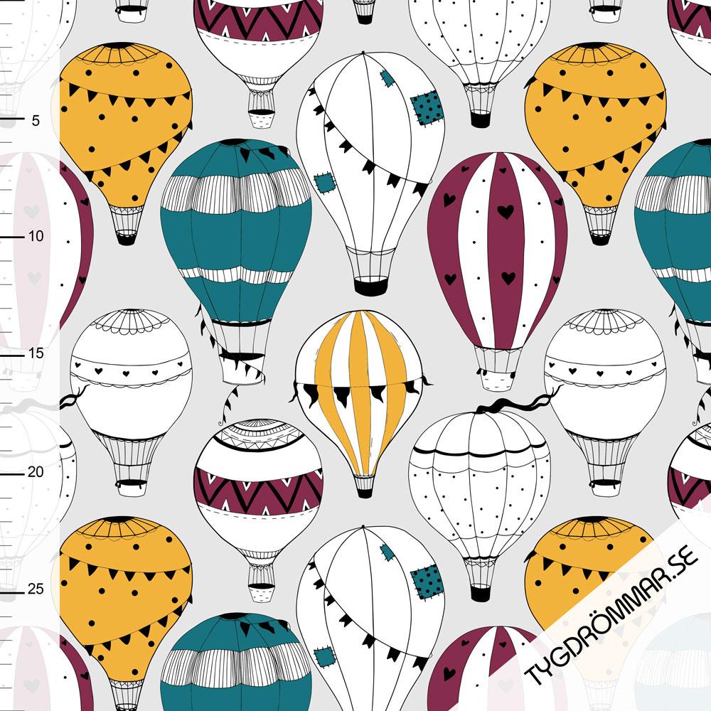 Luftballonger, Petrol #515, eko