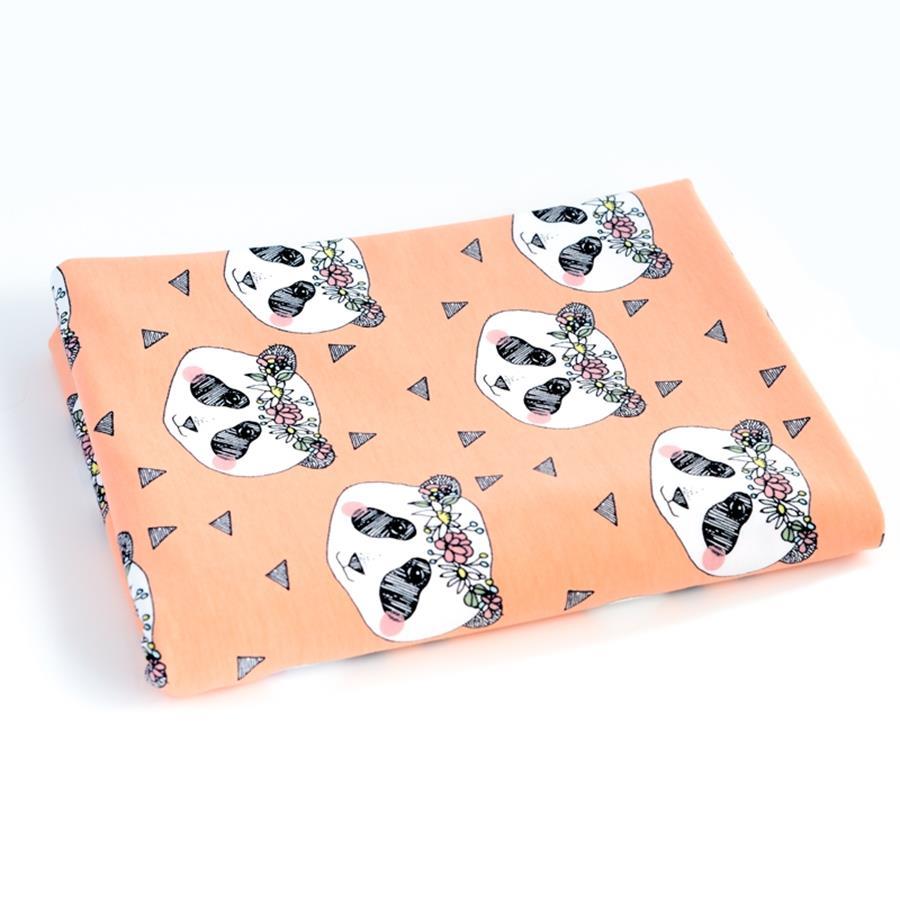 Panda Krans, Aprikos #443, eko
