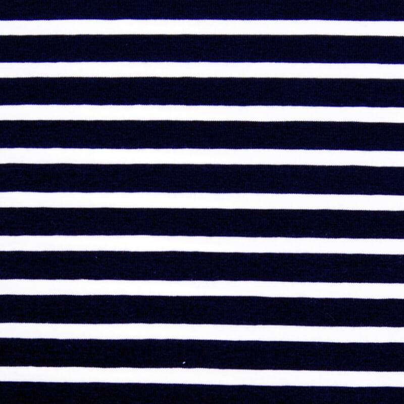 Ränder, Marinblå #487