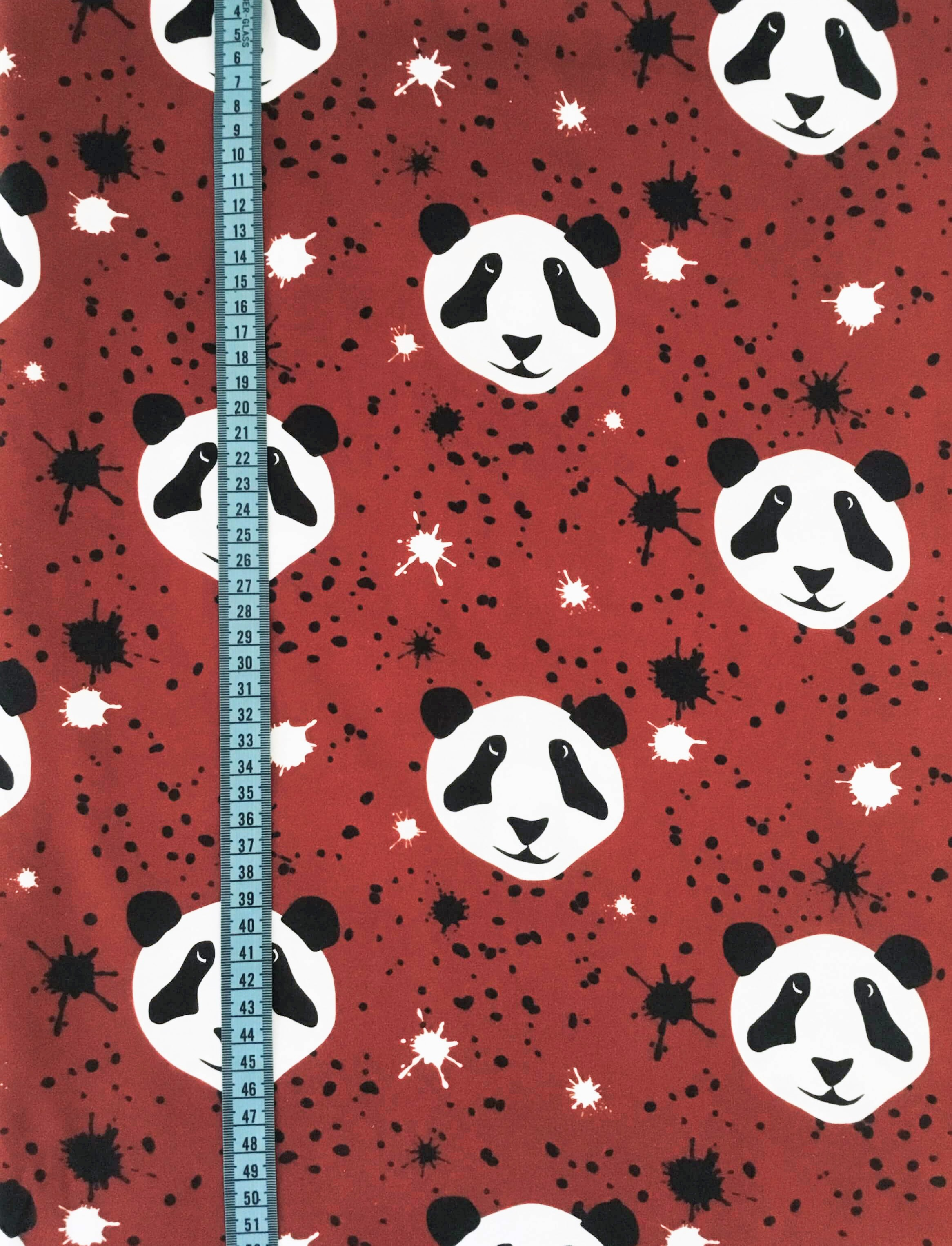 Splat! Panda, Rost #506, eko GOTS