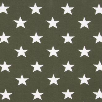 Stjärna, Olivgrön #309, ökotex