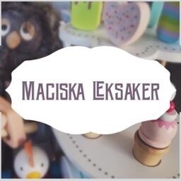 Magiska, förtrollande, hållbara, miljövänliga leksaker