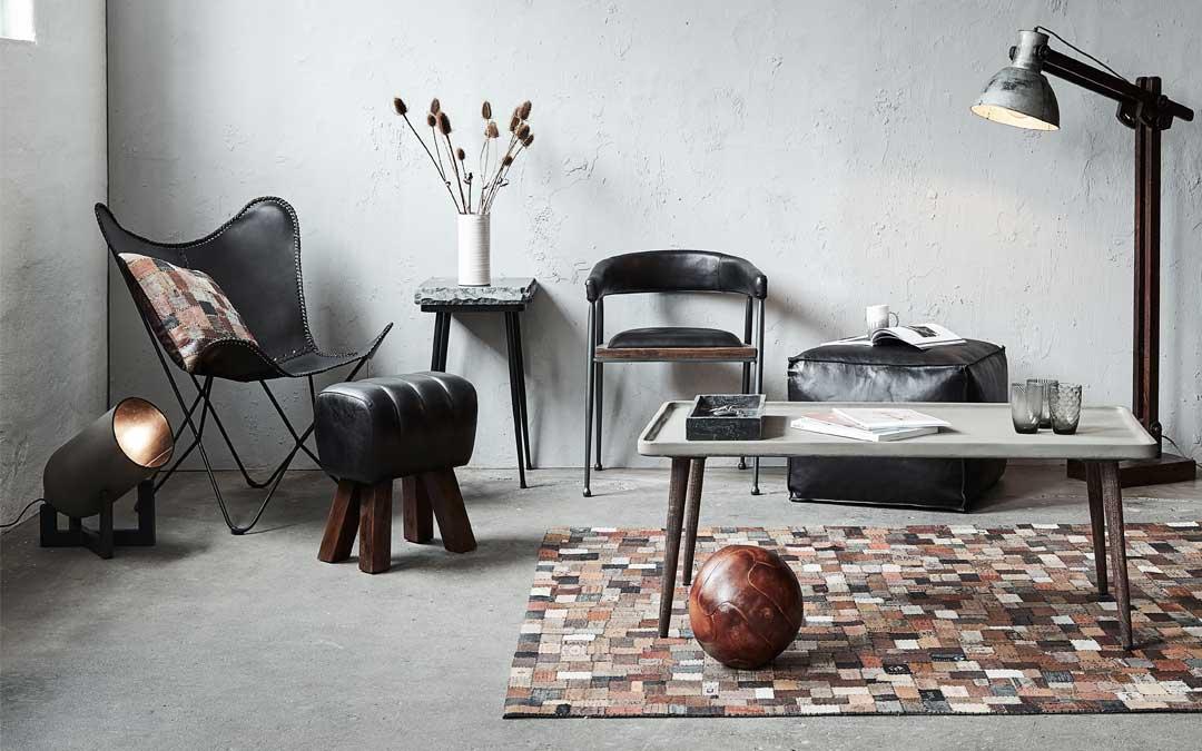 Miljövänliga möbler och lampor från Fuhr Home