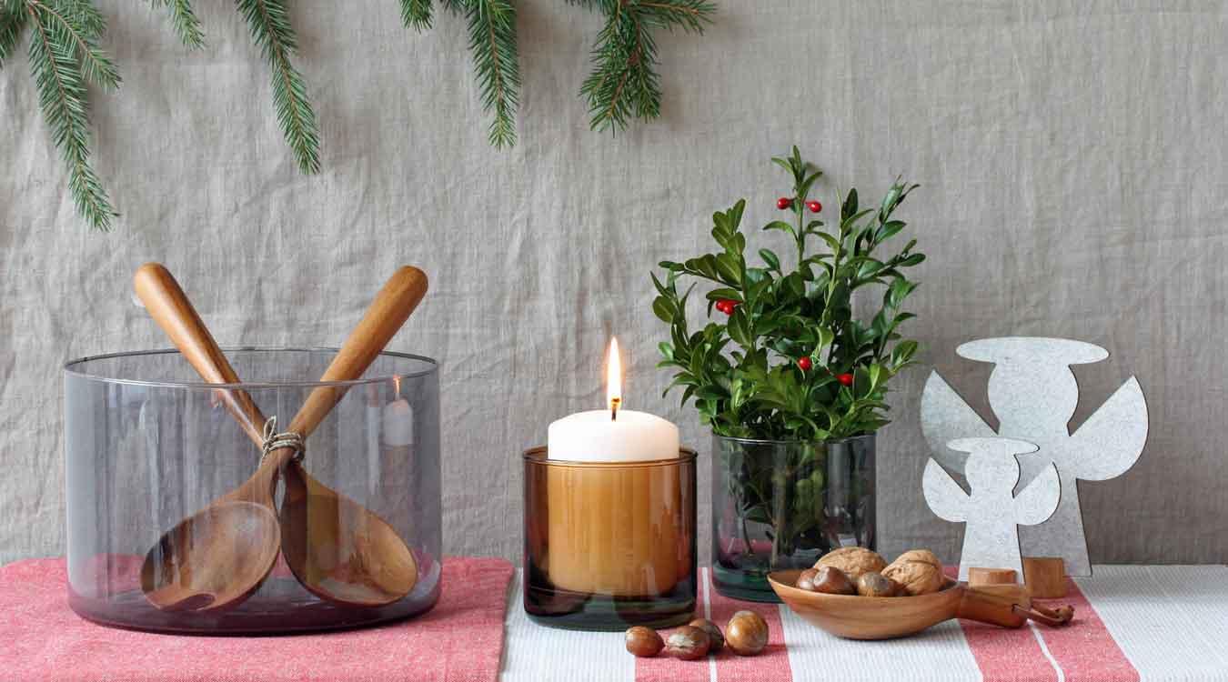 Miljövänliga julklappar från designvarumärken