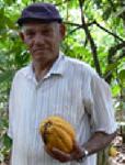 Kakaoodlare från COOPROAGRO i dom rep.