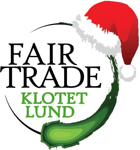 Klotet Lunds logo med tomteluva
