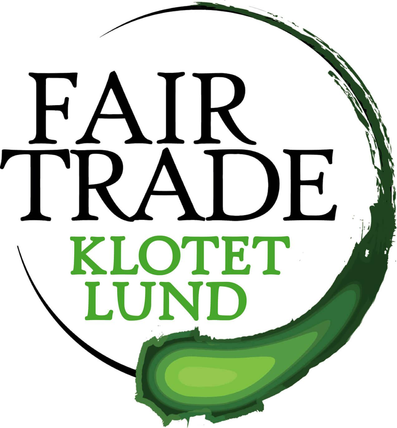 Logotyp Föreningen för Världsbutiken Klotet i Lund