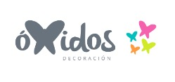 Logotype Oxidos decoracion Colombia. Fair Trade.