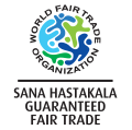 Sana Hastakaia, guaranteed Fair Trade, WFTO