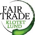 Logotype för Klotet som medlem i Organisationen Fair Trade Återförsäljarna