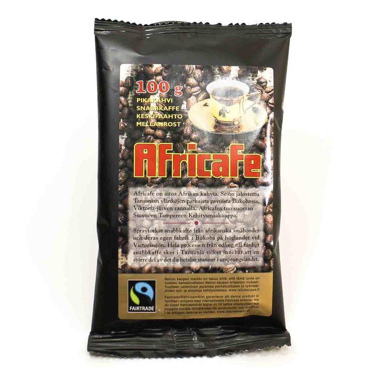 Kaffe Africafe, snabbkaffe