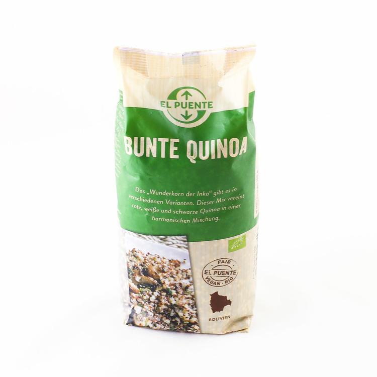 Quinoa mix röd/svart/vit