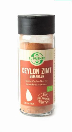 Äkta Ceylon-kanel från Sri Lanka, ekologisk. Ljusare, sötare och med mycket mindre andel kumarin än kassaikanel.