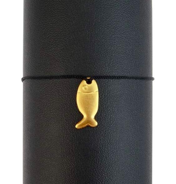 Armband 'Faith / Tro', gulddoublé, Fairmined