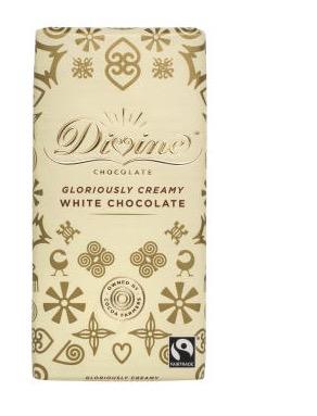 Divine Vit choklad
