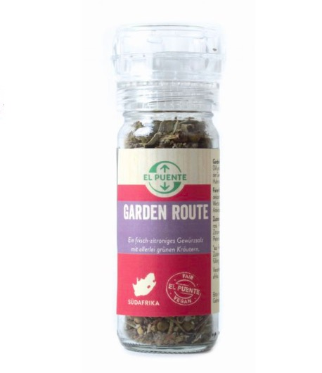 Kryddkvarn 'Garden Route', kryddblandning med dill