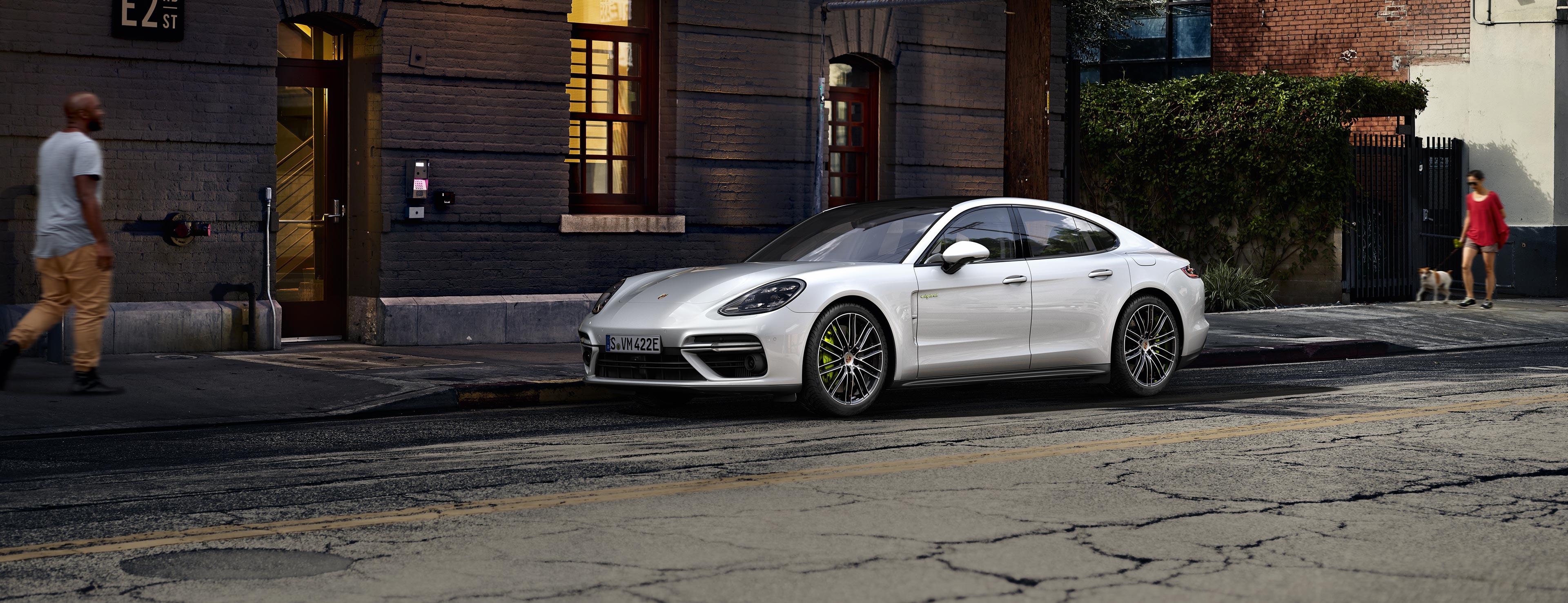 Laddkabel Porsche