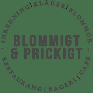 Blommigt och Prickigt logo