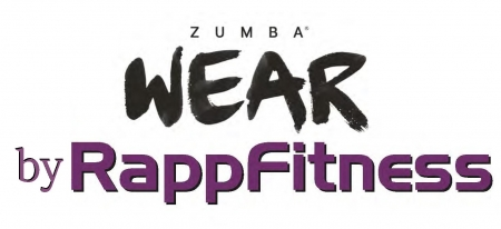 Zumba® Wear by Rapp Fitness logo