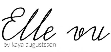 Elle vu by kaya augustsson