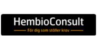 Logga HembioConsult