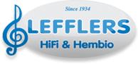 Logga Lefflers HIFI Norrköping