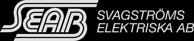 Logga Svagströms Elektriska AB