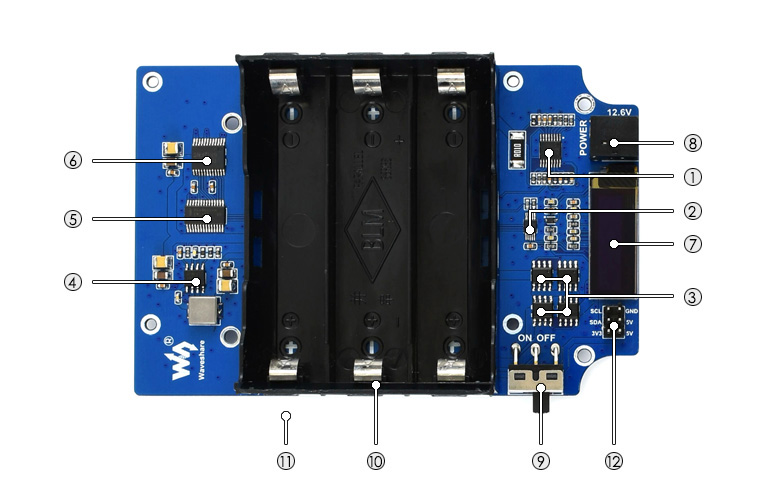 JetBot AI Kit Accessories, Add-ons for Jetson Nano to Build