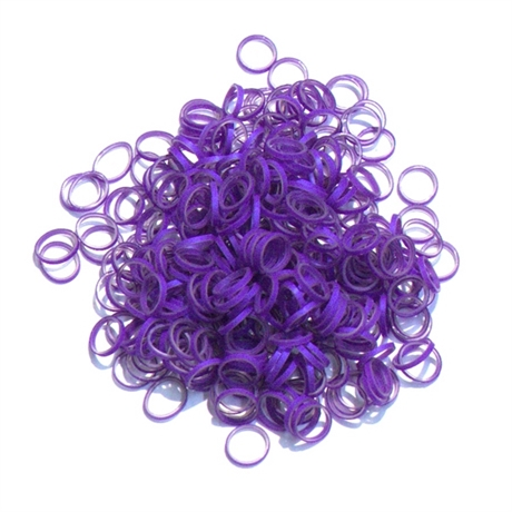Lainee Snoddar Latex 8mm Amethyst