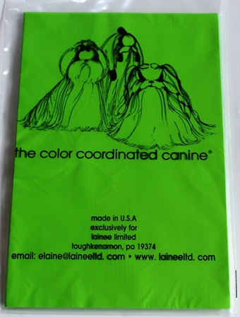 Lainee Plastat Papper 15*23 Grön Hot